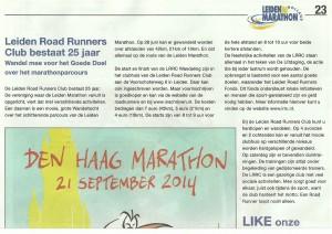 Marathonkrant