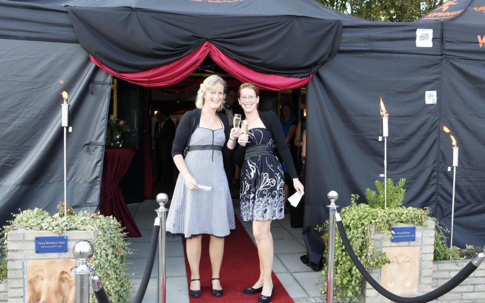 gala rene & Mariska